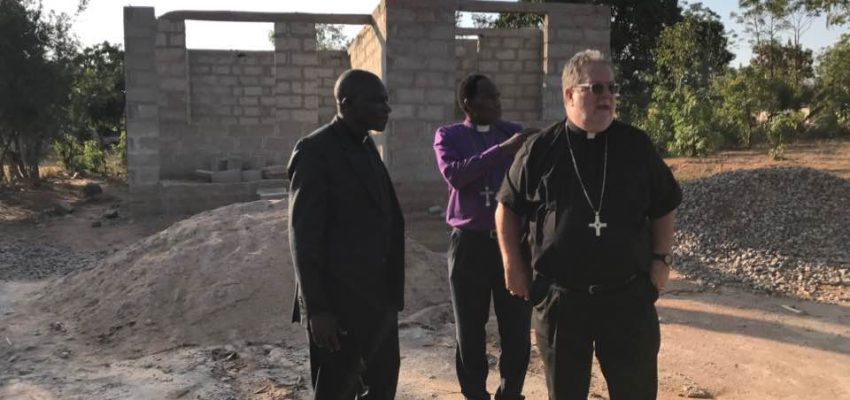 Patriarch Tours New Church Buildings In Africa
