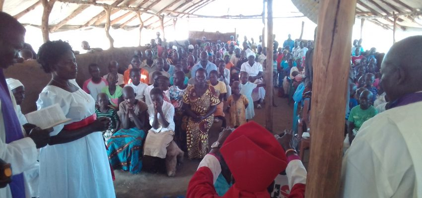 Confirmations In South Sudan
