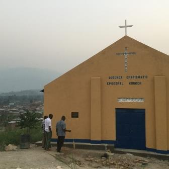 Mt Zion Church, Uganda