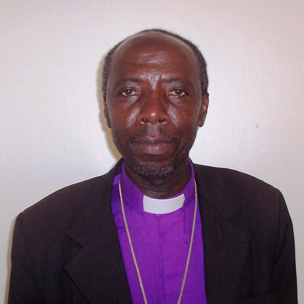 Bishop Iraka