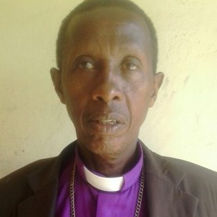 Bishop Eric Kamaali
