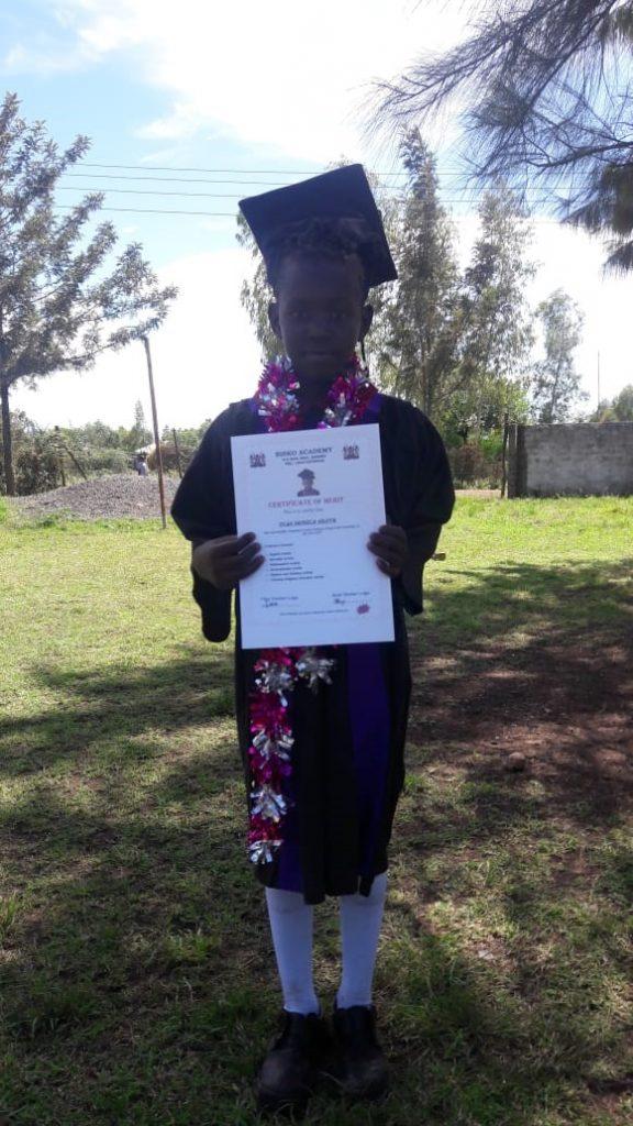 CEC Orphans Graduate Primary School