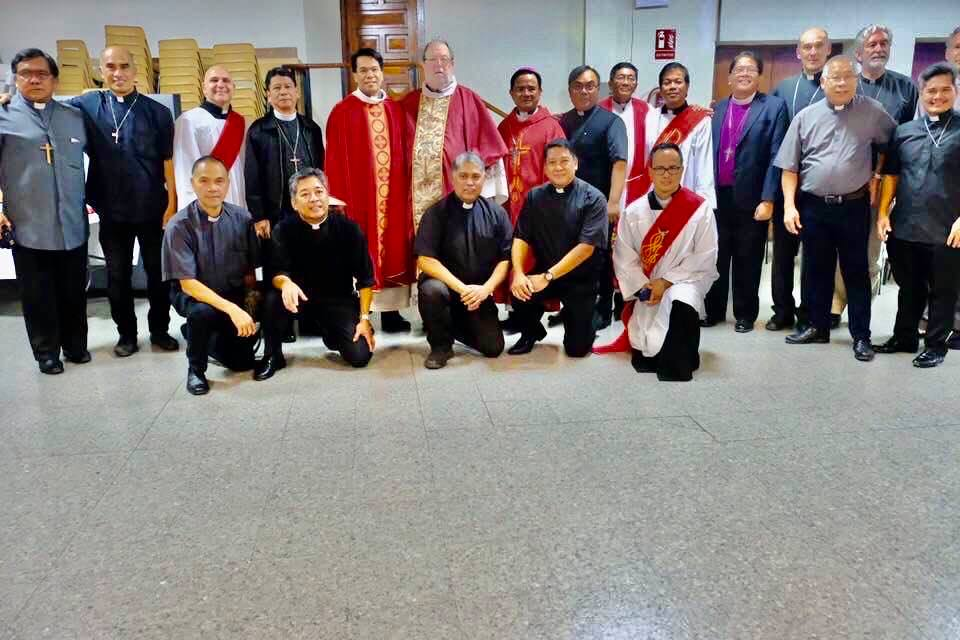Bishop Alcaraz